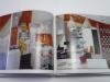 Печать и переплет в твердую обложку фотоальбома для дизайн студии